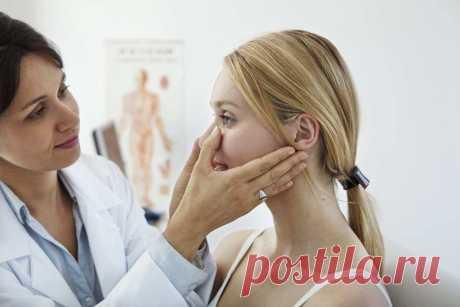 Синусит - лечение болезни. Симптомы и профилактика заболевания Синусит