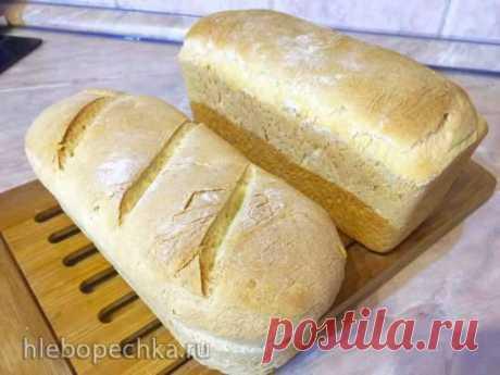 Хлеб пшенично-кукурузный на сыворотке (Steba KB28ECO) - ХЛЕБОПЕЧКА.РУ - рецепты, отзывы, инструкции, обзоры