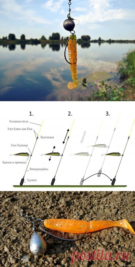 Осенний джиг и лучшие альтернативные оснастки для ловли щуки, окуня, судака