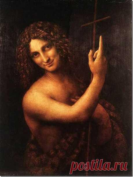 Картина Иоанн Креститель. 1513-16