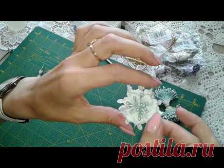МК#4 Цветы ручной работы