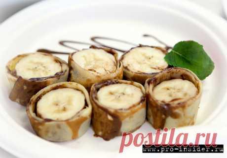 Итальянские десерты с Nutella. - PRO-insider.ru