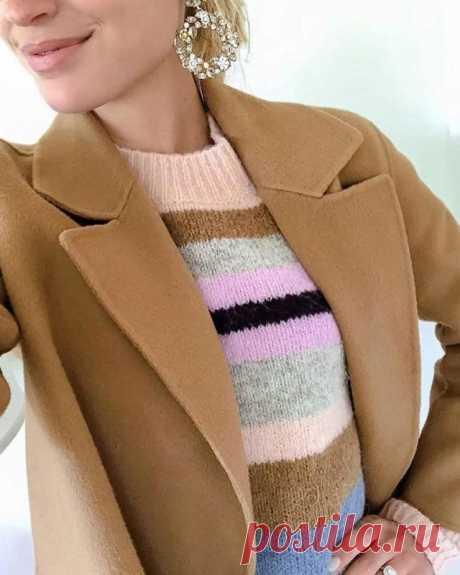 Роскошные коричневые и песочные цвета в образах — Красота и мода