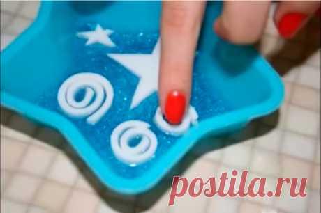 Делаем мыло из мыльной основы