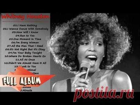 Whitney Houston Greatest Hits - The Very Best Of Whitney Houston