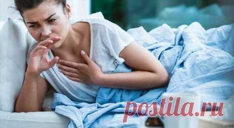 Коклюш увзрослых: 6 ранних симптомов . Милая Я