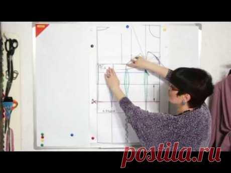 Сарафан (презентация курса Светланы Поярковой). Часть 3