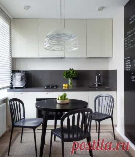 Ремонт кухни 6 кв м в хрущевке: фото