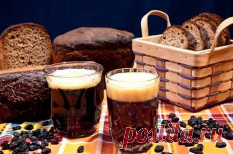 Kvass – as a hobby and for health \/ Simple recipes