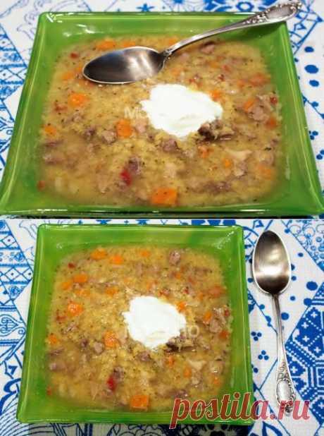 Индийский суп Масурдал с российским колоритом | 4vkusa.ru