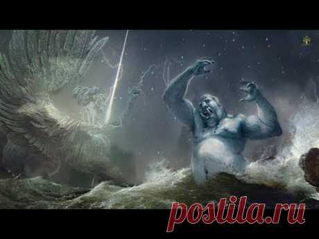 Существа обитавшие на Земле до всемирного потопа. - YouTube