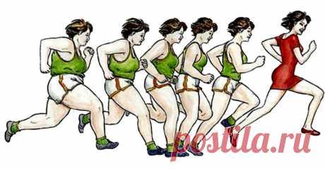 Почему вы бегаете и не худеете: 5 самых распространенных ошибок | Настройка Здоровья
