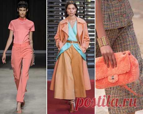 Как носить самый модный цвет этого года?
