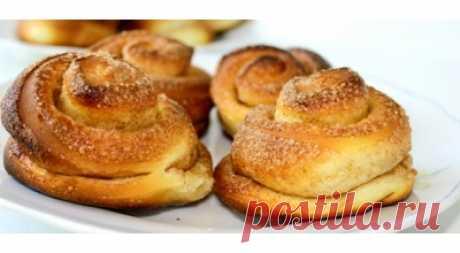 Las recetas de los panecillos sabrosos de la foto.