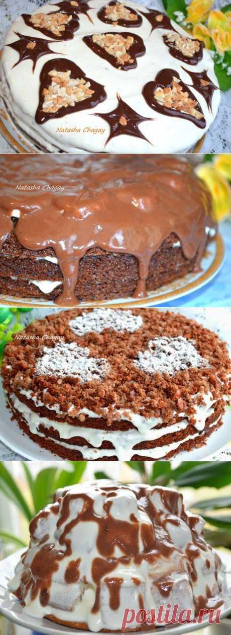 Супер тортики от Наташи Чагай!!!