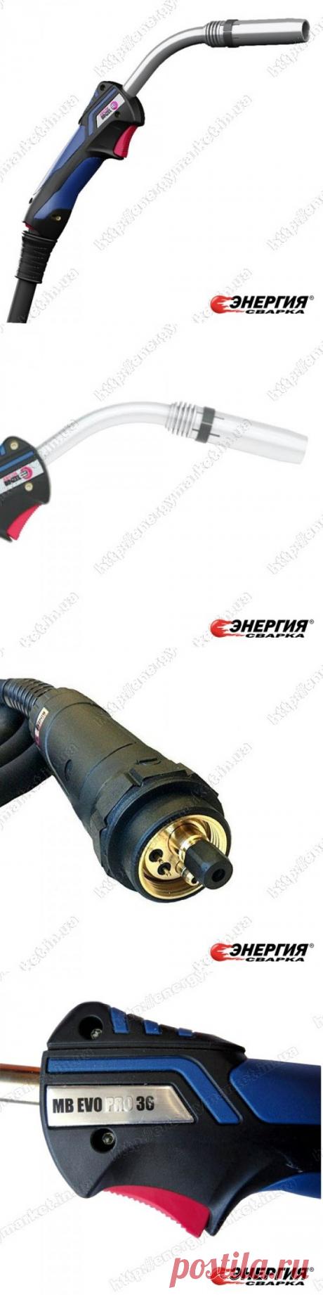 014.0529.1 Сварочная горелка Abicor Binzel МВ EVO PRO 36 (KZ-2 FK) 3.0м  купить цена Украине