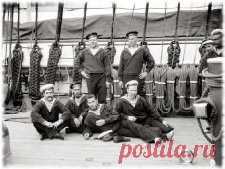 Почему моряки носят бескозырки? - Научно-популярный журнал «Как и почему»