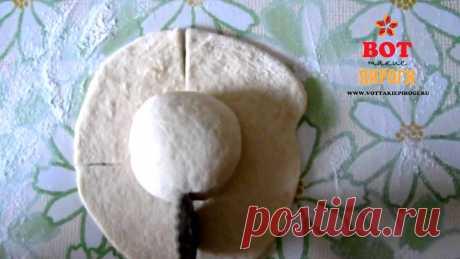 Красивые пирожки из дрожжевого теста Розочки Рецепт приготовления пирожков Розочки