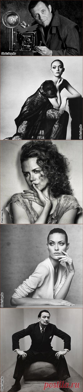 Ирвин Пенн является одним из самых именитых и прославленных фотографов! Его нашумевшие портреты знаменитых людей популярны во всех уголках Земли.