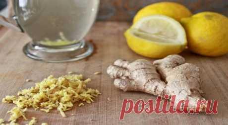Рецепт имбирной воды: вкусное средство для улучшения здоровья! — СОВЕТНИК