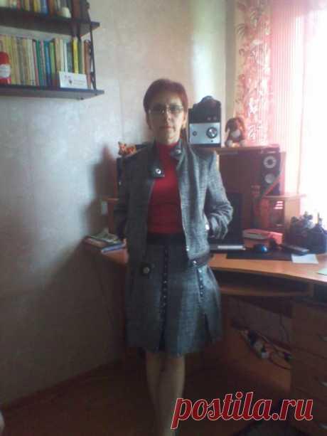Людмила Щеглова