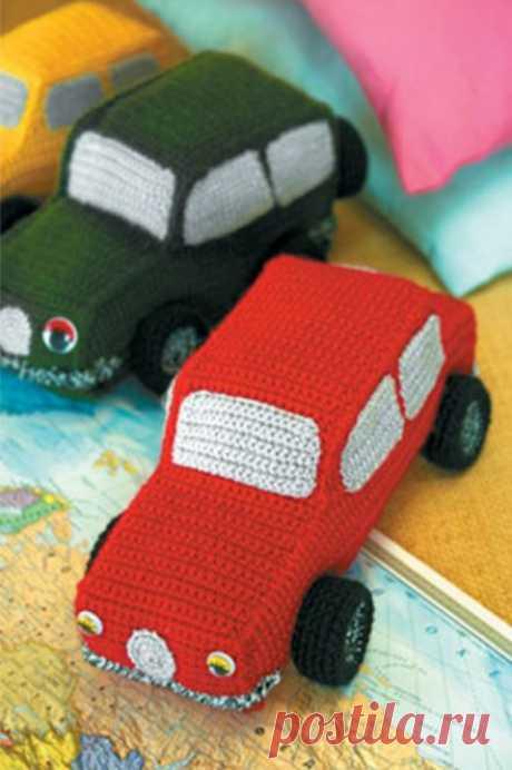 Вязанные игрушки крючком: схемы и описание, видео мк, 20 моделей