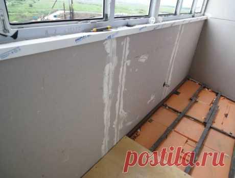 5 распространенных ошибок при утеплении балкона | Роскошь и уют