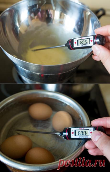 Кулинарный практикум: Как пастеризовать яйца   Хозяйке на заметку   Вкусный блог - рецепты под настроение