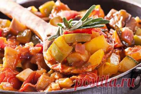 Рецепт рагу из овощей: 10 тонкостей вкуса