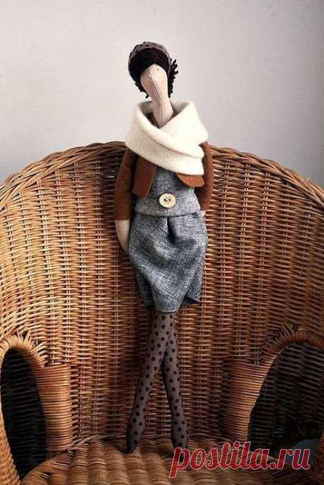 Очаровательные куколки Тильды — DIYIdeas