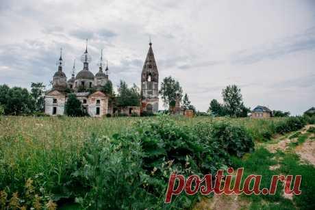5 заброшенных храмов, которые впечатлили меня своим внешним видом | Путешествия с фотокамерой | Яндекс Дзен