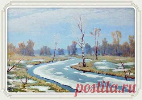 Тест: угадайте художника по весеннему пейзажу