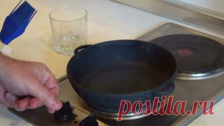 7 ошибок, которые норовит совершить хозяйка с чугунной сковородой
