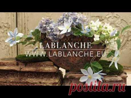 """DIY Lablanche """"rostiger Pflanztopf"""""""