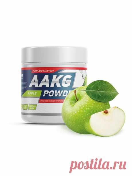 Цена 740 рублей Аргинин — условно незаменимая аминокислота, стимулирует выработку оксида азота (NO). Обладает гипотензивными, спазмолитическими и противотромбозными свойствами. AAKG увеличивает мышечную силу и выносливость, и дает ощутимую накачку (памп) мышц.