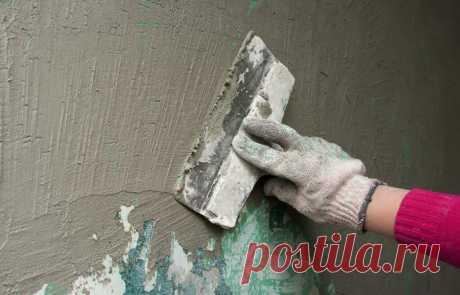 Как самостоятельно шпаклевать стены без помощи специалистов?   ВСЁ ДЛЯ ОТДЕЛКИ   Яндекс Дзен