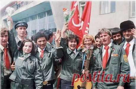 Воспоминания о жизни в Советском Союзе