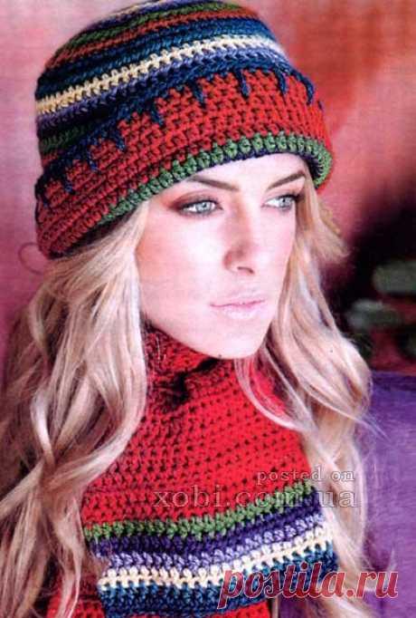 Los gorros femeninos tejidos, el sombrero de señora, las boinas, la visera, la panameña y la venda a la cabeza »la Página 12