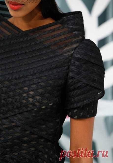 Модные и красивые деловые офисные платья 2019 | Pulse Fashion