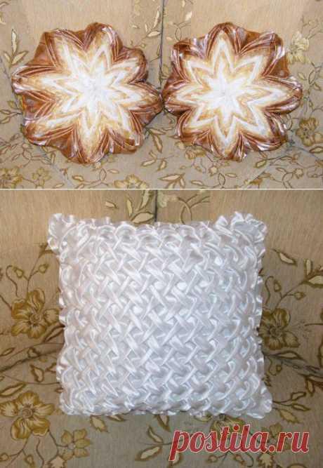 Диванные подушки | Золотые Руки
