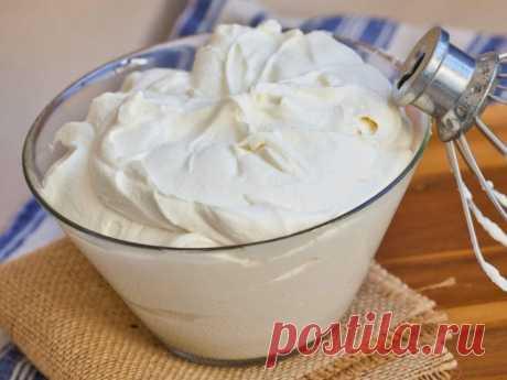Сметанный крем для бисквитного торта: 7 лучших рецептов, секреты приготовления