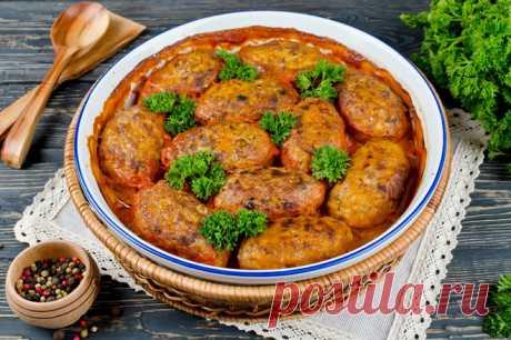7 ужинов: вкусное меню на следующую неделю - tochka.net