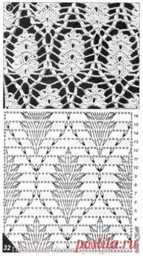 Listikovy patterns hook