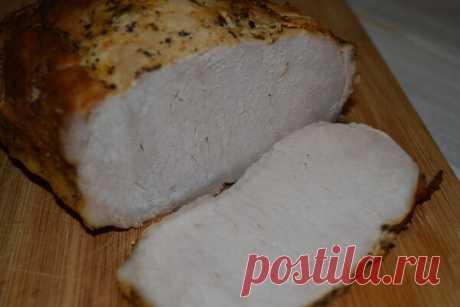 Буженина из свинины - легко, просто и всегда вкусно! | Все будет вкусно! | Яндекс Дзен
