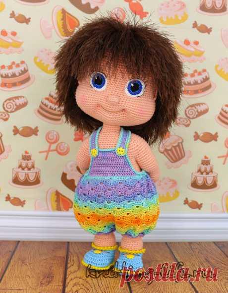 Искренний взгляд куклы (Аня Садовская (zovutka))