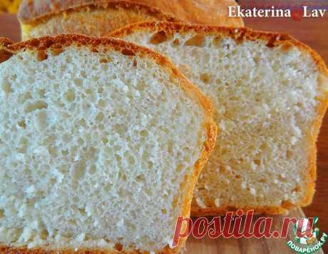 Хлеб без хлопот и вымешивания – кулинарный рецепт