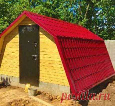 Cellar at the dacha in due form | my Ideas For Giving and Sadah