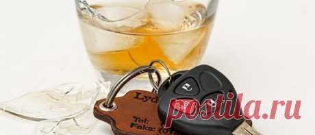Допустимая норма алкоголя за рулем в 2019 году в крови водителя