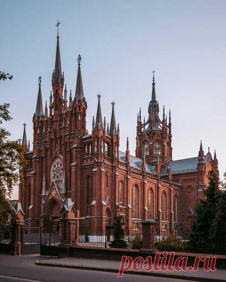 Соборы Москвы с интересной архитектурой и богатой историей | Seeyouinmoscow | Яндекс Дзен