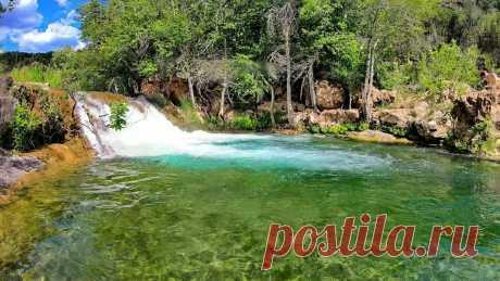 Fossil Creek, Arizona...